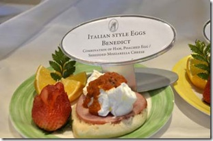 eggs bene italian