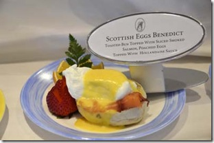 eggs bene scottish