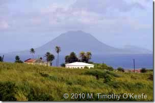 statia in background
