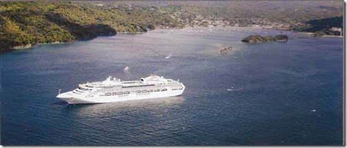Samana Cruise Ship Dominican Republic