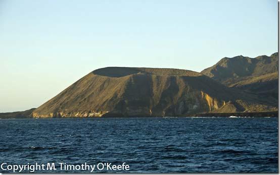 Isabela volcanic cone c-1