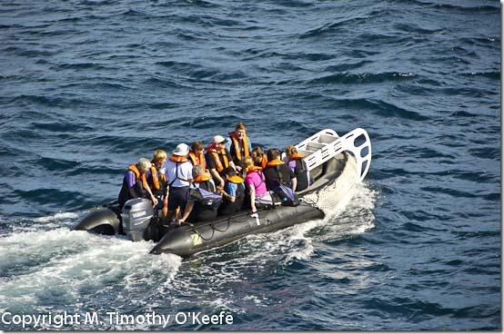 Lindblad snorkel boat-1