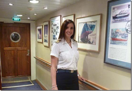 Montserrat Rodriquez, Endeavour hotel manager