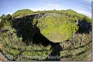 galapagos santa cruz los gemelos crater-1