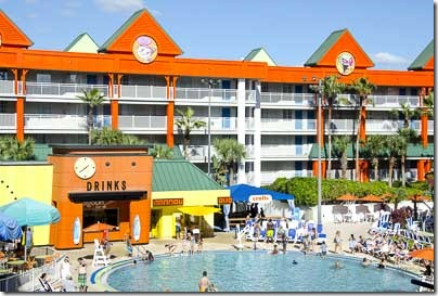 Nickelodeon Hotel Lagoon Pool 1
