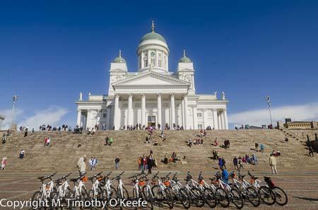 Helsinki Finland Helsinki Cathedral