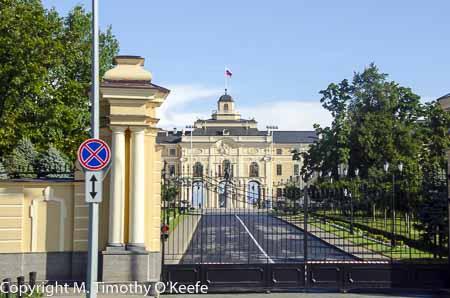 Putins Palace St Petersburg Russia