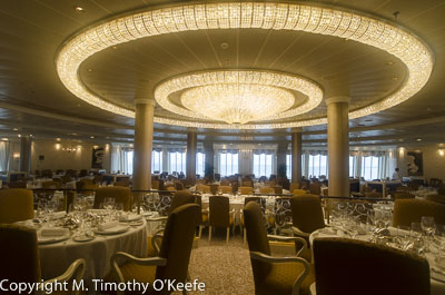 Oceania Marina Main Dining Room