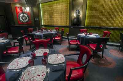 Oceania Marina Red Ginger Specialty Restaurant
