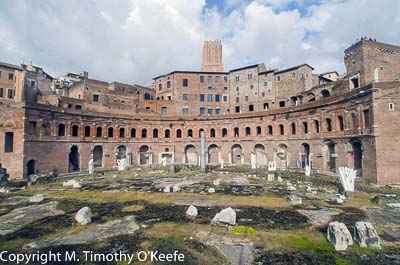 Forum of Trajan, 112 AD